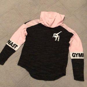 Long sleeve hoodie T